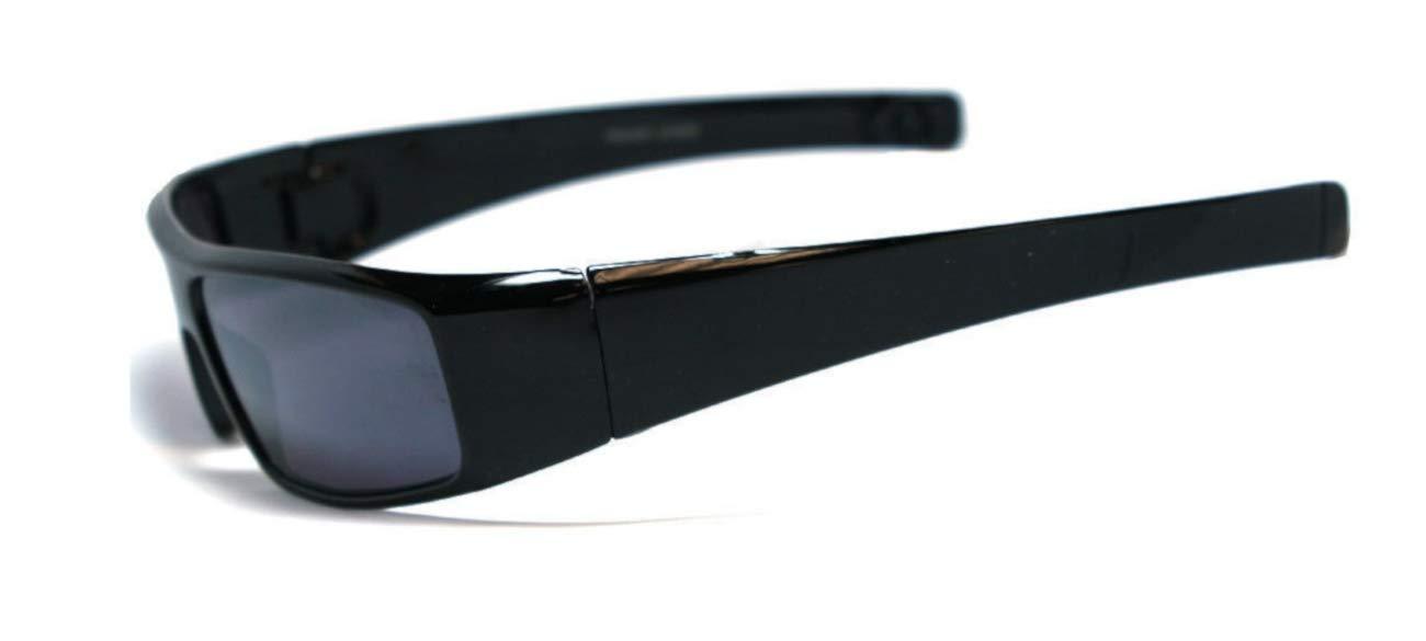 +2 Dioptrien Frauen +2.00 Schwarz Get/önte Lesebrille Sonnenbrille Designer Stil Rundum-Design M/änner Unisex 100/% UV-Schutz