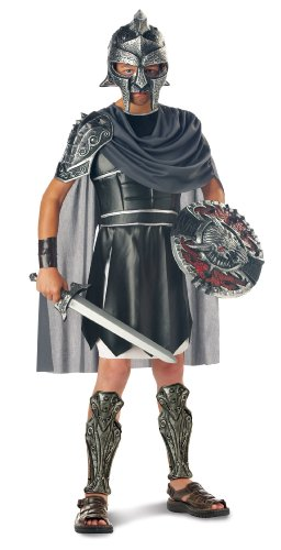 Gladiator Costume - Large (Gladiator Leather Sword)