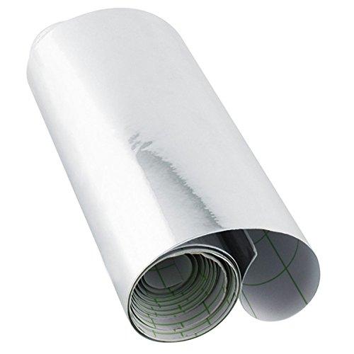 WINOMO voiture Adhé sif soutien-gorge transparent peinture Protection Film vinyle enroulement