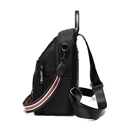 Trabajo B Backpack Fecha Ligero Peso Bolsos Mujer De Bolsa Bandolera Daypack Pu Para Mochila Cuero Diario Mano A Escuela Viaje Hxq1gBT