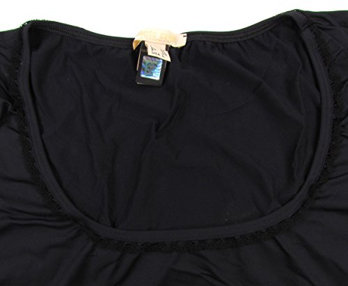 Roberto Cavalli - Camiseta de manga larga - para mujer negro