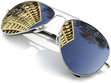 Amazon.com: 4sold de los hombres Espejo – Gafas de sol ...