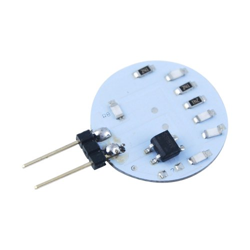 THG 1 0x Pure White LEDwholesalers Disc Typ G4 3528 Base- Side Pin 24 SMD LED DC 12V -Mais-Licht