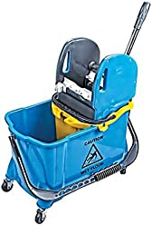 Yellow Cleaning Trolley High Quality Workmanship Green Aviva Star Cleaning Trolley 1 x 25 Litre Bucket Includes 10 Litre Bucket Cleaning Trolley Available in 4 Colours Red Blue