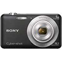 Sony DSC-W710/B 16 MP Digital Camera with 2.7-Inch LCD (Black) (OLD MODEL)