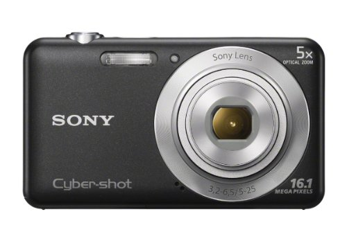 Amazon Sony DSC W710 B 16 MP Digital Camera With 27 Inch LCD Black OLD MODEL Compact System Cameras Photo