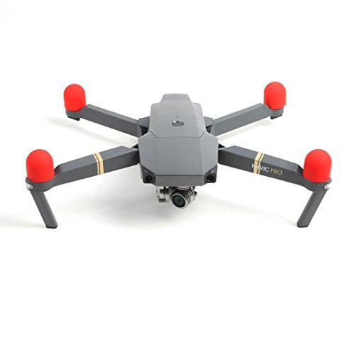 KOOZIMO DJI Mavic Pro Drone 4PC Silica Gel Motor Protective Cover Accessories - Diy Fall Fairy Costume