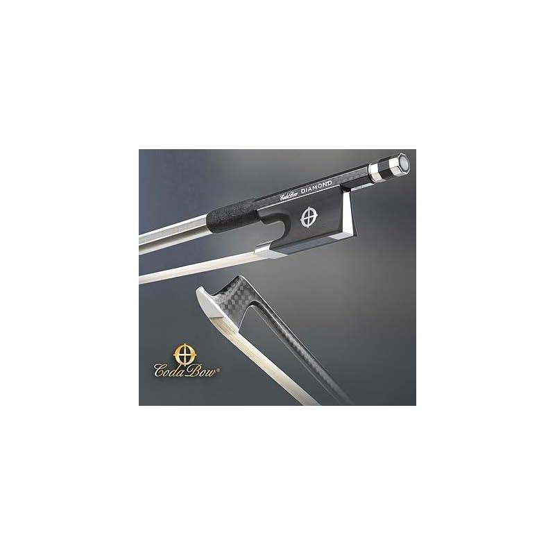 CodaBow Diamond SX Carbon Fiber 4/4 Viol