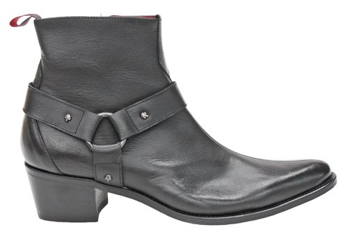 Jeffery West Muse G0401A - Bottines avec talon cubain - hommes
