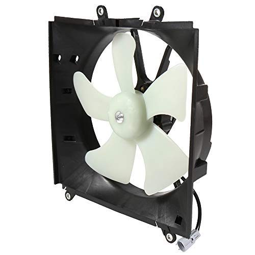 - TUPARTS Electric Radiator Cooling Fan Fits for 1993-1997 Geo Prizm Toyota Corolla