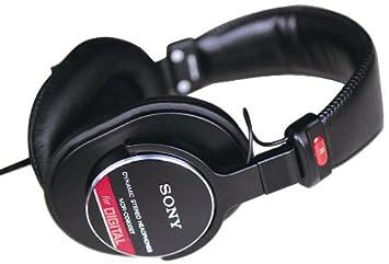 SONY 密閉型スタジオモニターヘッドホン MDR,CD900ST