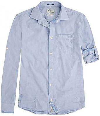 Camisa Pepe Jeans Branswick Cuadros: Amazon.es: Ropa y accesorios