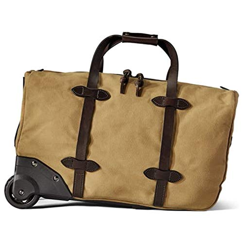 - Filson Rolling Duffle - Small - Tan - One Size