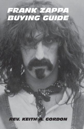 Frank Zappa Buying Guide [Gordon, Rev Keith a.] (Tapa Blanda)