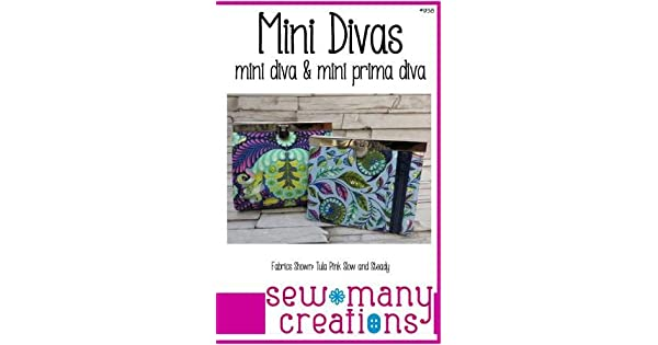 Amazon.com: Sew Many Creations - Patrones de billetera de ...