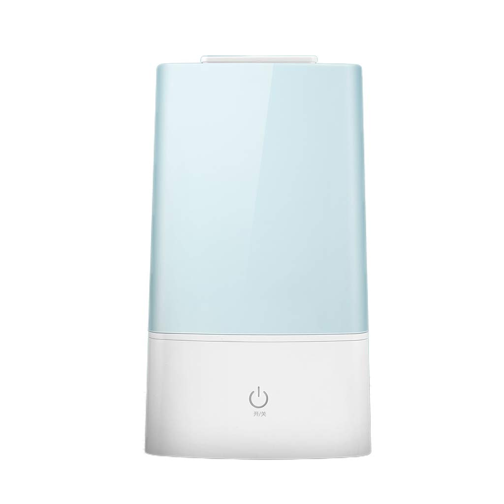 Red cloud Ultrasonic Cool Mist Humidifier - Premium Humidifying Unit with 3L Water Tank,Transparent Water Tank, Automatic Shut-Off and Night Light Function - Lasts Up to 15 Hours by Red cloud