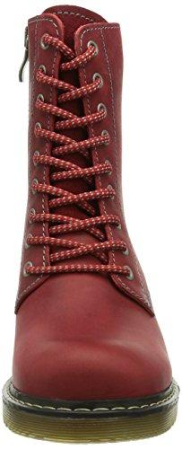 Tamaris 25296 Damen Combat Boots Rot (Red 500)