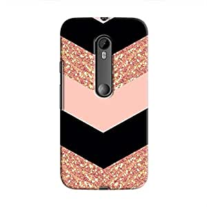 Cover It Up - Earth Layers Moto G3Hard Case