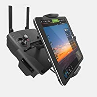 PGYTECH 7-10in Pad Mobile Phone Holder Aluminum Flat Bracket Tablet Stander Parts for Mavic Pro