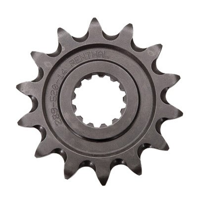 Renthal Front Sprocket 14 Tooth for Kawasaki KFX 400 2003-2006