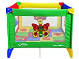 Graco Pack 'N Play Playard Totbloc with Carry Bag, Bugs Quilt