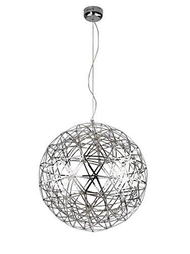 Flower Ball Pendant Light Shade in US - 9