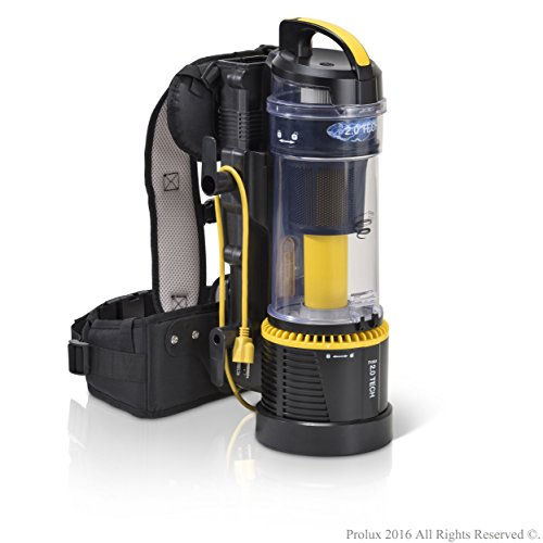 Buy bagless canister vacuum 2018