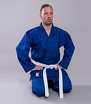 Traje de judo moderada Kyoto azul, color , tamaño 200 ...