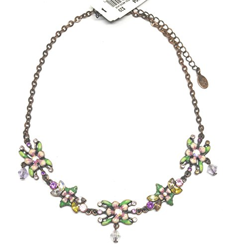 Flowered Necklace (A5) ()