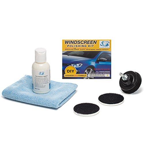 Kit de reparación de lunas (arañazos de las escobillas del limpiaparabrisas): Amazon.es: Coche y moto