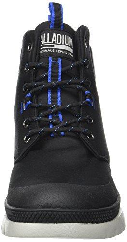 Negro Black Plsidr M Palladium Mi Altas Black Zapatillas para Black Hombre CTD v8wqdCWw