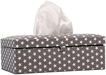 Sam - Caja para pañuelos gris gris: Amazon.es: Bebé