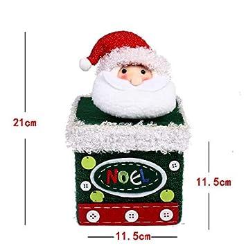 Idee Regalo Natale Per Anziani.Vhvcx Vigilia Di Natale Di Apple Box Ciondolo Box Idee