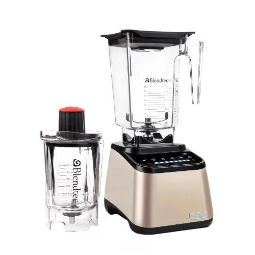Blendtec 9001309 Designer Series Blender with Wildside and Twister Jar, Champagne