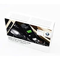 BMW Apple iPod/iPhone/iPad charge and sync cable
