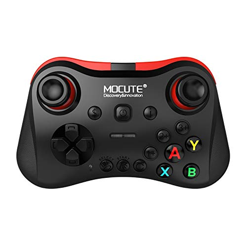 JIAIIO New Wireless Bluetooth Gamepad PUBG Controller Joystick Game Pad for iOS Android System Phone VR TV Box Laptop Game Controller