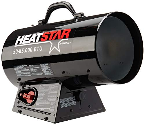 000 Btu Lp Heater - 3