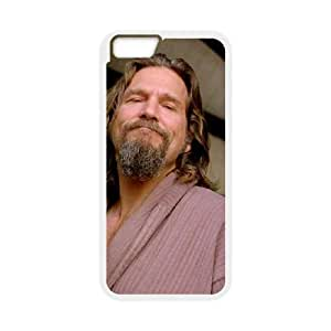 The Big Lebowski iPhone 6 Plus 5.5 Inch Cell Phone Case White Phone cover G2692565