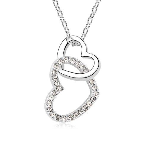 f8e1f9737944 Marenja Cristal-Collar Con Colgante Para Mujer