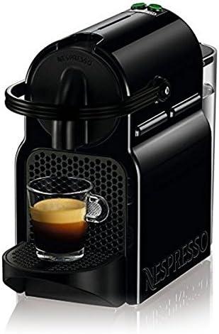 qtimber Cafetera de Cápsulas DeLonghi EN 80.B Inissia Nespresso ...