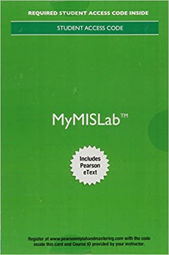 Mylab mis with pearson etext access card for essentials of mylab mis with pearson etext access card for essentials of mis 12th edition fandeluxe Gallery