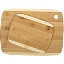 Core Bamboo 1004 Classic 2-Tone Board Combo Pack, Small/Medium