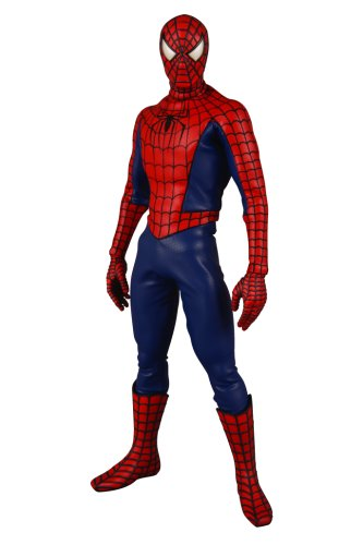 Medic (Black Suit Spiderman Costume)