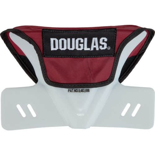 Douglas Football Butterfly Restrictor Cowboy Collar, Attach to Shoulder Pads (Cowboy Youth Football Collar)