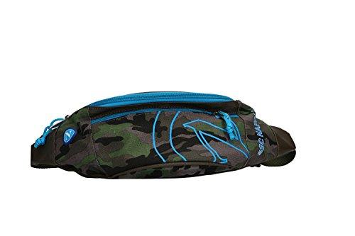 NAPOLI deporte SSC compartimiento trabajo VF457 camuflaje multi Bolsillo hombre ZC7OE