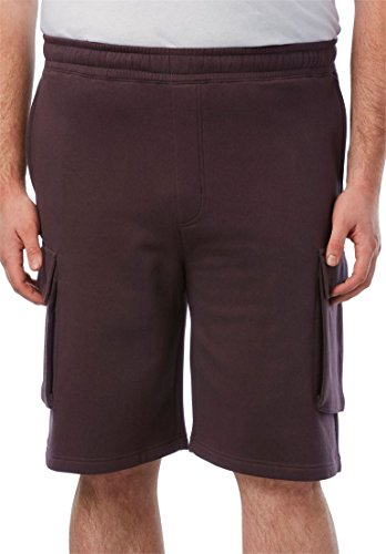 KingSize Mens Big & Tall Elastic Waist Cargo Shorts