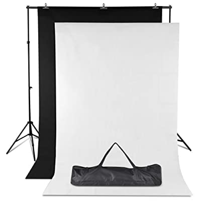 Photr 2x2.26 M STUDIO FOTOGRAFICO SFONDO Support System Set STAND Crossbar