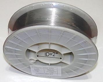 WeldingCity ER316L Stainless Steel MIG Welding Wire 11-Lb Spool ...