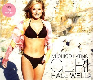 Price comparison product image Mi Chico Latino [CD 2] The Mixes by Geri Halliwell