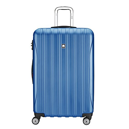 DELSEY Paris Delsey Luggage Aero Textured Expandable 29 Inch Spinner  Blue